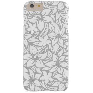 Hibisco hawaiano de la bahía de Moloaa tonal Funda De iPhone 6 Plus Barely There