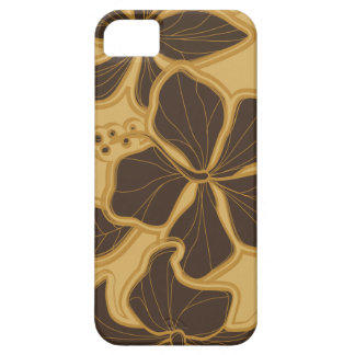 Hibisco IPhone hawaiano de Kailua 5 casos iPhone 5 Fundas