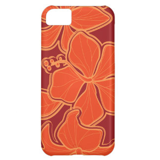 Hibisco IPhone hawaiano de Kailua 5 casos