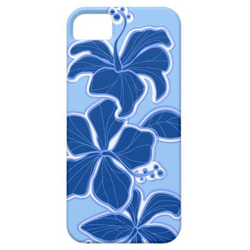 Hibisco IPhone hawaiano de Kailua 5 casos iPhone 5 Coberturas