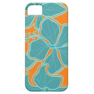 Hibisco IPhone hawaiano de Kailua 5 casos iPhone 5 Case-Mate Carcasas