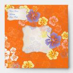 Hibisco Leis/floral tropical hawaiano Sobre