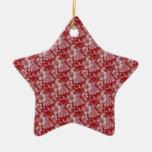 Hibisco Ornaments Para Arbol De Navidad