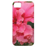 Hibisco rosado iPhone 5 Case-Mate protector