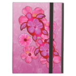 Hibisco y tortugas rosados de Honu