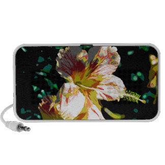 hibiscus 2 mini speakers