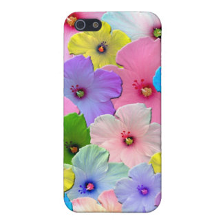 Hibiscus a Plenty iPhone Case for iPhone 5