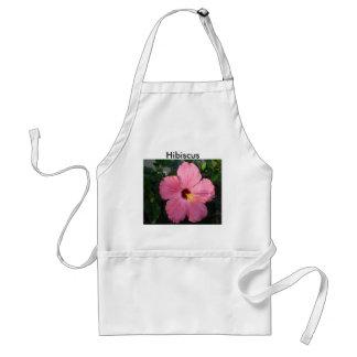 , Hibiscus Adult Apron
