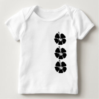 Hibiscus aloha style baby T-Shirt