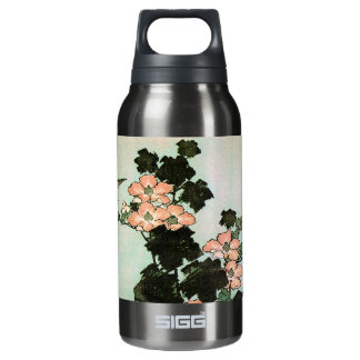Hibiscus and Sparrow Insulated Water Bottle