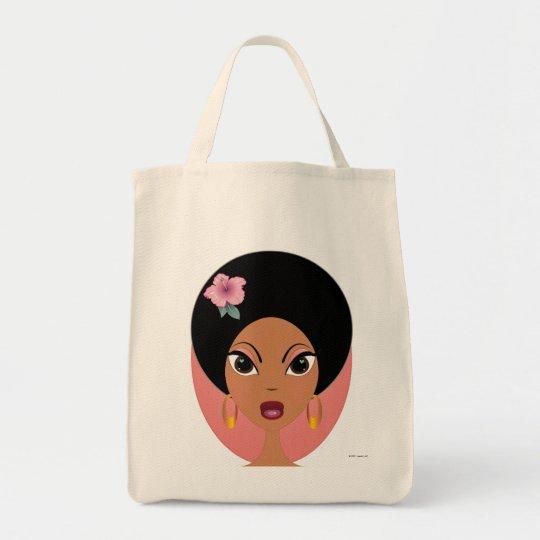 Hibiscus Bag