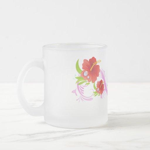 hibiscus breeze frosty mug
