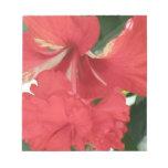 Hibiscus Care  Notepad