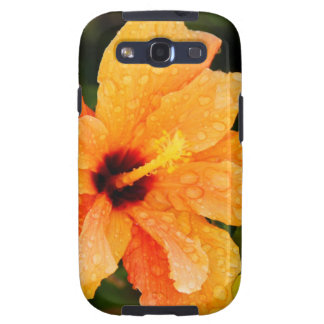 Hibiscus Samsung Galaxy SIII Cases