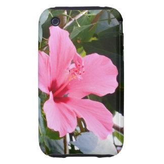 Hibiscus iPhone 3 Tough Case