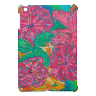 Hibiscus Case Savvy iPad Mini Glossy Finish Case Case For The iPad Mini