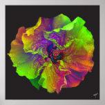 Hibiscus/Double Print
