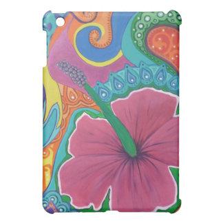 Hibiscus Dream iPad case