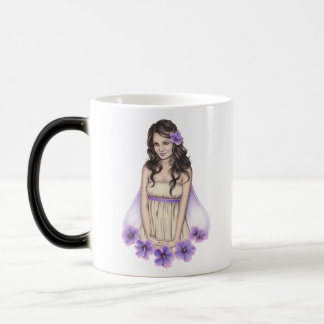 Hibiscus Fairy Mug