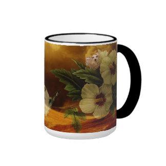 Hibiscus Fantasy Coffee Mug