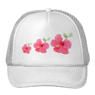 Hibiscus Fashion Cap Hats