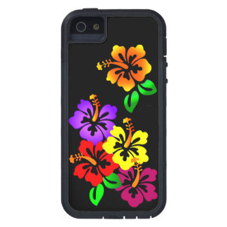 Hibiscus Floral  iPhone 5 Case