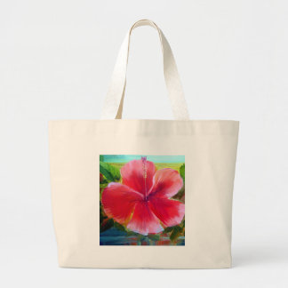 Hibiscus Flower Art Bags