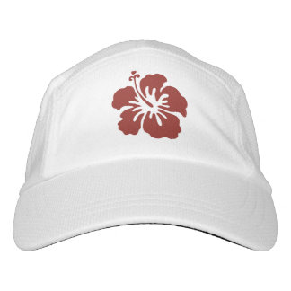 Hibiscus Flower Baseball Cap Hat