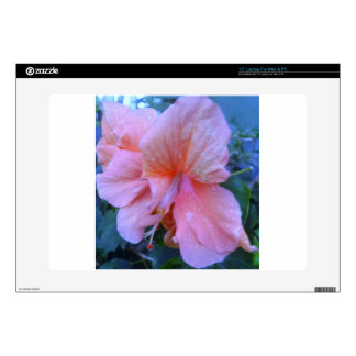 Hibiscus Flower Decal For Laptop