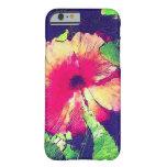 HIBISCUS FLOWER iPhone 6 Case iPhone 6 Case