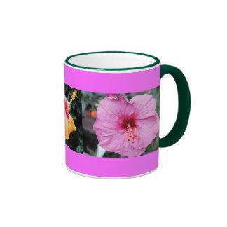 Hibiscus Flower Mug