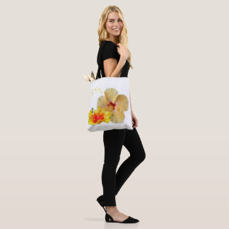 ☼ HIBISCUS , Flower of passion ☼ Tote Bag