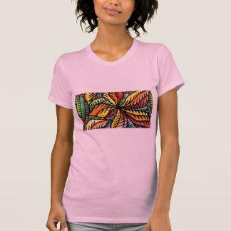 Hibiscus Flower T Shirt