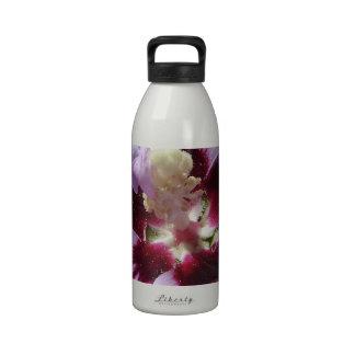 Hibiscus Flower Water Bottle