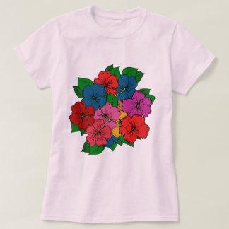 Hibiscus Flowers #5 T-Shirt