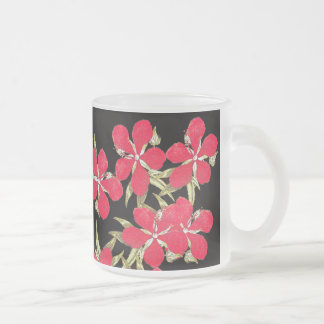 Hibiscus Flowers Floral Tropical Mug