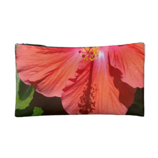 Hibiscus glory cosmetic bag