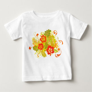 Hibiscus_Growth Baby T-Shirt