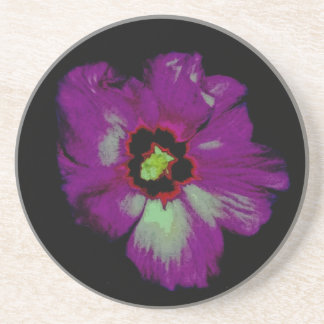 Hibiscus Hawaii Party Coaster 12