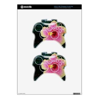 Hibiscus Hawaiian Flower Xbox 360 Controller Decal