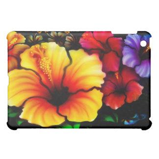Hibiscus Heaven iPad Mini Cases