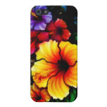 Hibiscus Heaven iPhone 5/5S Cover