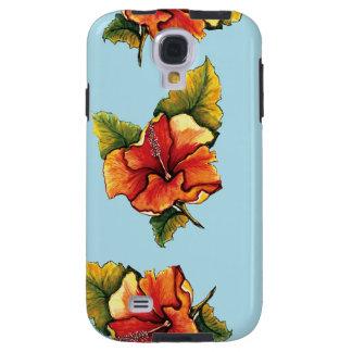 Hibiscus House  Custom Samsung phone cover