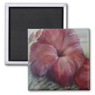 hibiscus II Magnet