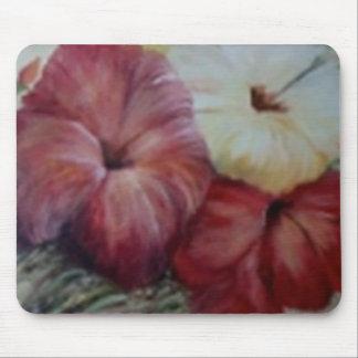 hibiscus II Mousepads