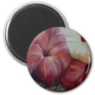 hibiscus II Refrigerator Magnet