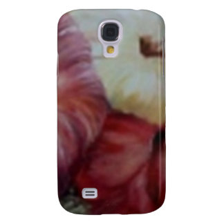 hibiscus II Samsung Galaxy S4 Case