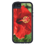 Hibiscus iPhone 5/5S, Tough Xtreme iPhone SE/5/5s Case