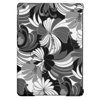 Hibiscus Jungle Hawaiian iPad Air Cases