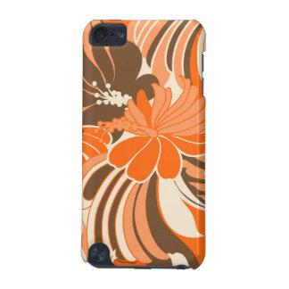 Hibiscus Jungle Hawaiian iPod Touch Case